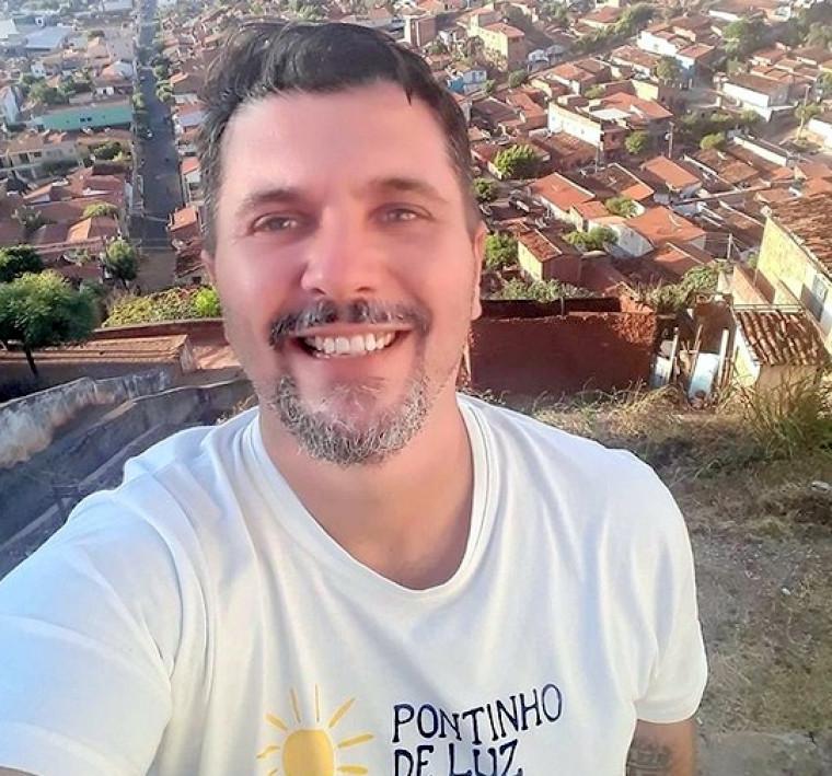 """Esse é a terceira vez que o Dr. Gentileza vem ao estado """"Estou muito feliz em retornar ao Tocantins"""""""