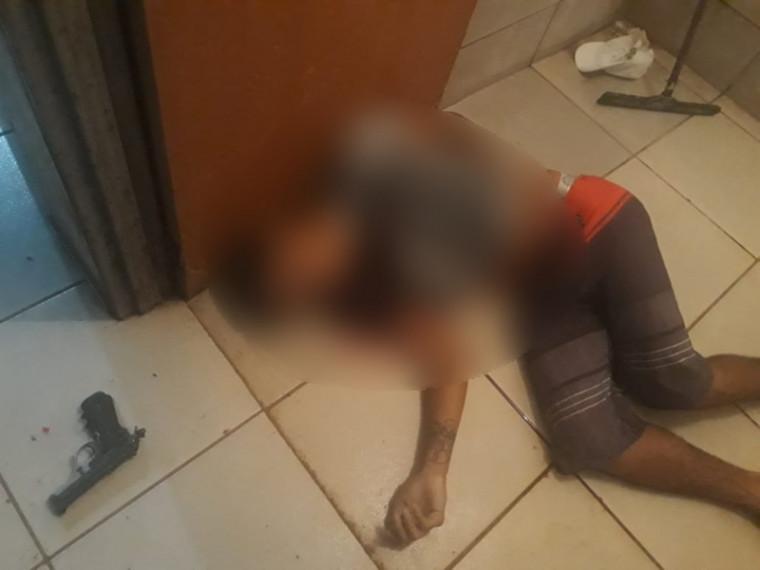 Troca de tiros ocorreu no Setor Costa Esmeralda