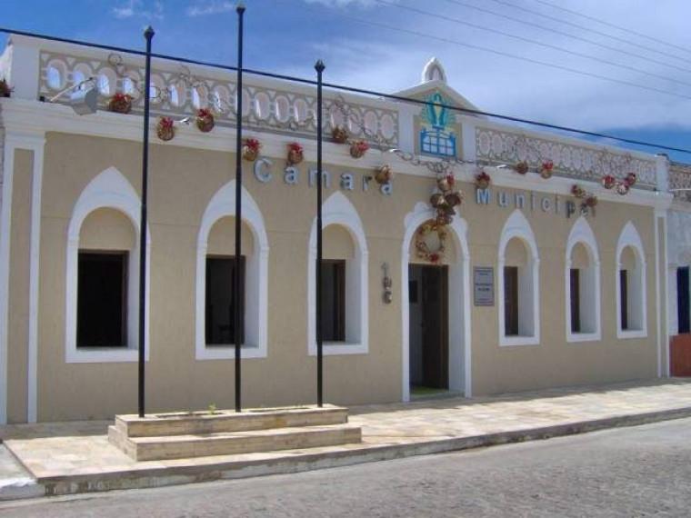 Câmara Municipal de Valença do Piauí (PI).