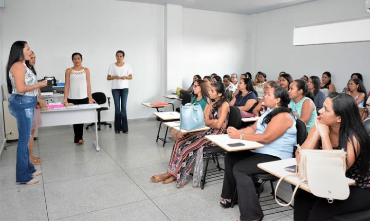 Capacitação em Araguaína