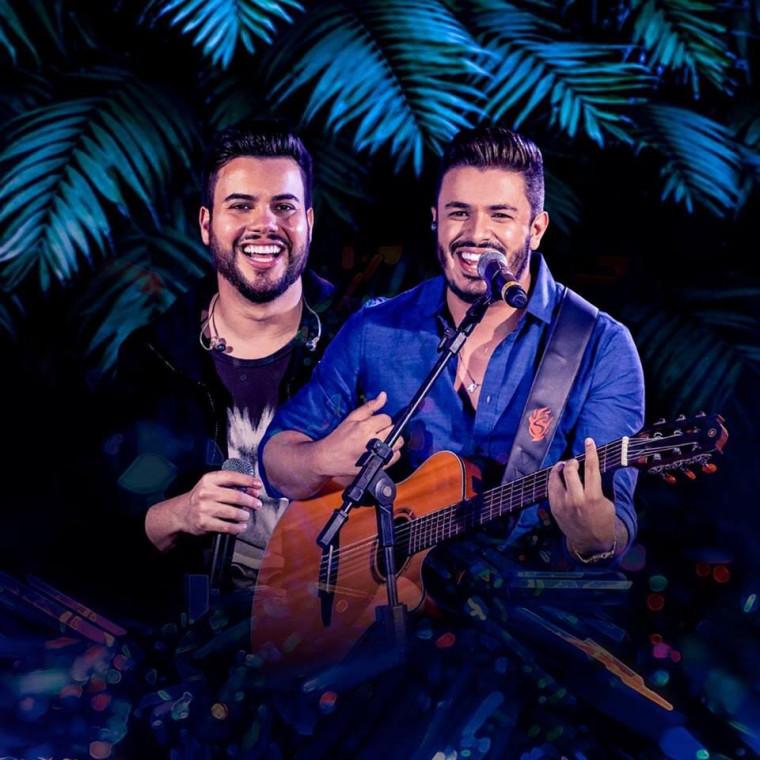 A dupla sertaneja Max & Luan já confirmou presença na 51ª Expoara em Araguaína