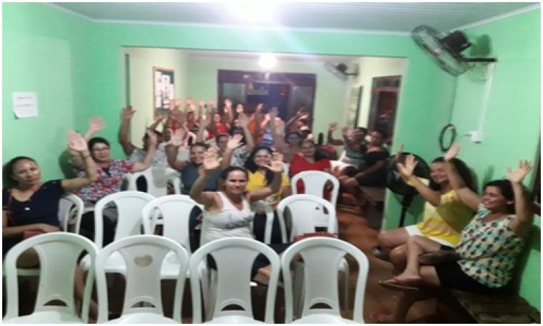 Educação paralisa as atividades em Miracema nesta terça, 18