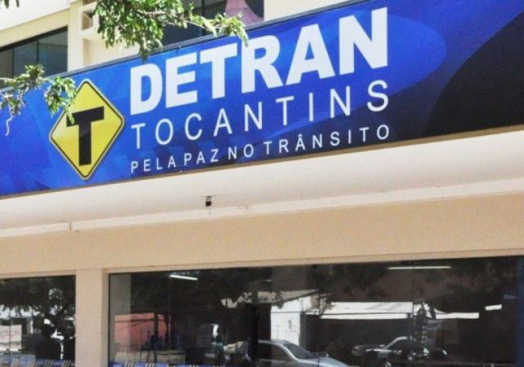 Detran do Tocantins