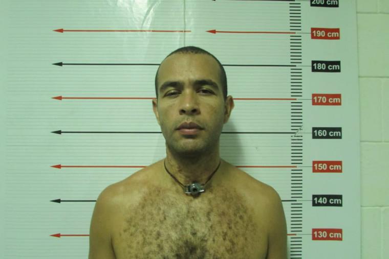 O presidiário morto foi identificado como Aristeu Ribeiro Filho
