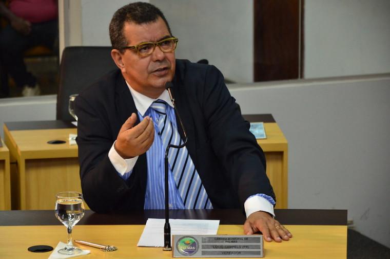 Vereador Lúcio Campelo encabeçou as duas propostas