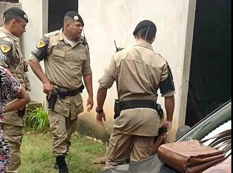 O adolescente foi baleado na altura do peito e encaminhado para o Hospital Regional de Gurupi