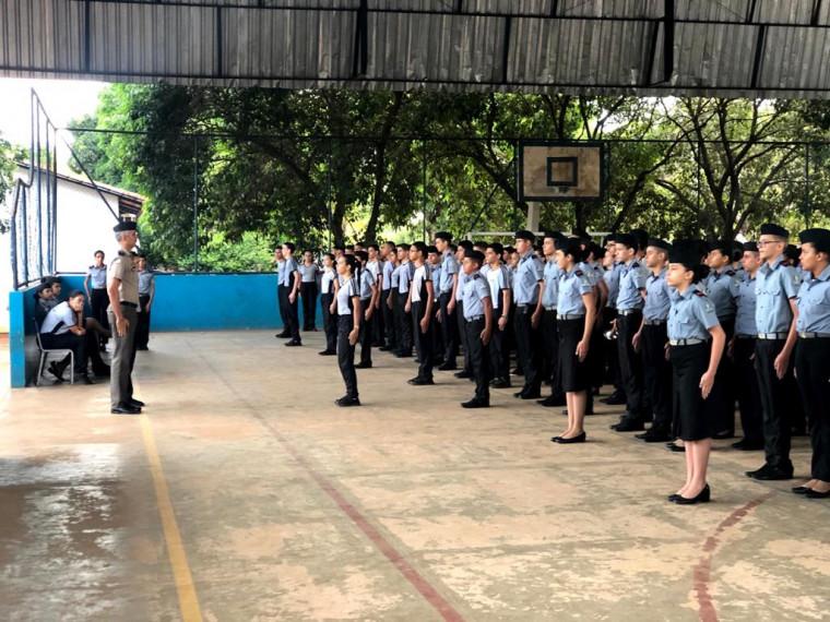 Colégio Militar possui 13 unidades no Tocantins