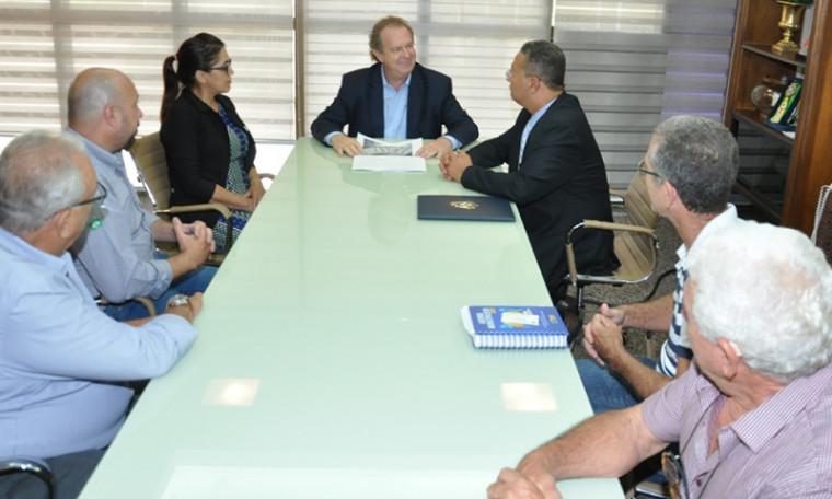 Reunião ocorreu no Palácio Araguaia