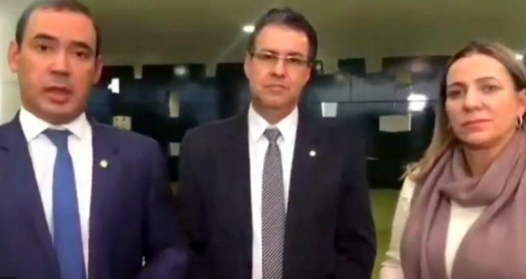 Os deputados querem que os envolvidos prestem esclarecimento em Brasília