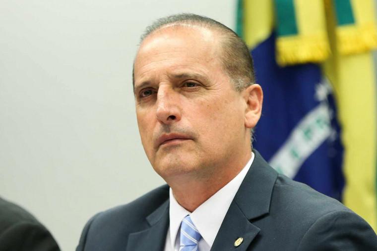 Ministro Onyx Lorenzoni