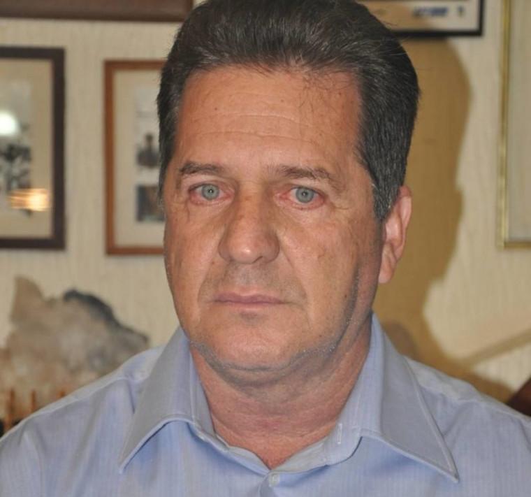 Ex-prefeito João Abadio Oliveira e Silva