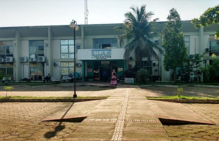 Campus da UFT de Miracema