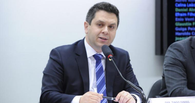 Deputado Tiago Dimas cobra providências do Cade