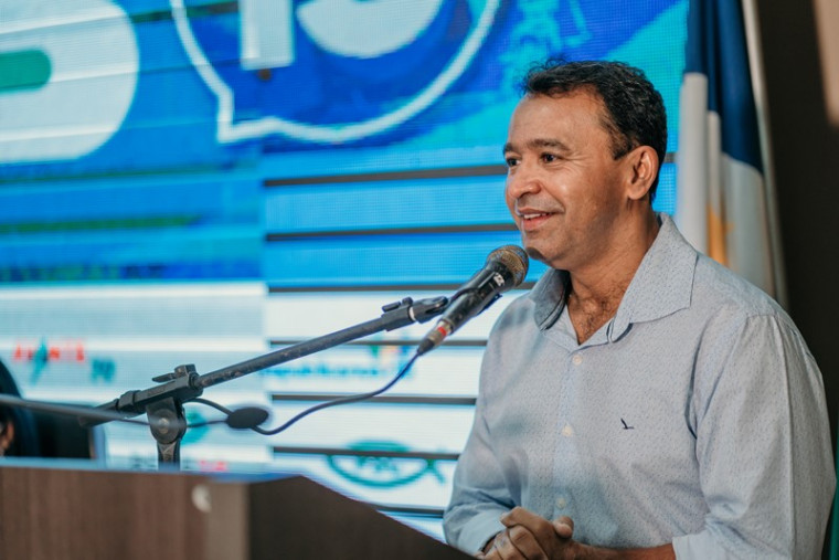 Deputado e candidato a prefeito de Araguaína Elenil da Penha (MDB)
