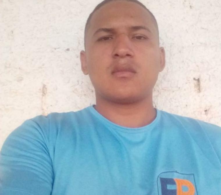 Luciano Carvalho de Jesus de 28 anos foi perseguido e espancado até morte