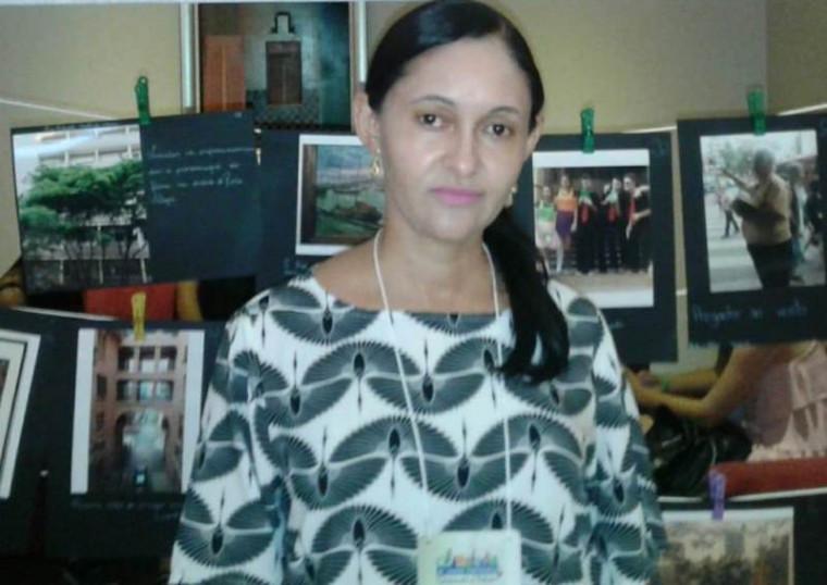 Professora Rosana Ribeiro