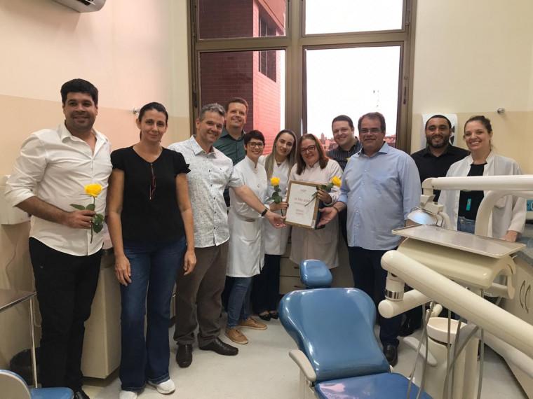 O Serviço de Odontologia para Pacientes com Necessidades realizou mais de 3000 atendimentos em 2019