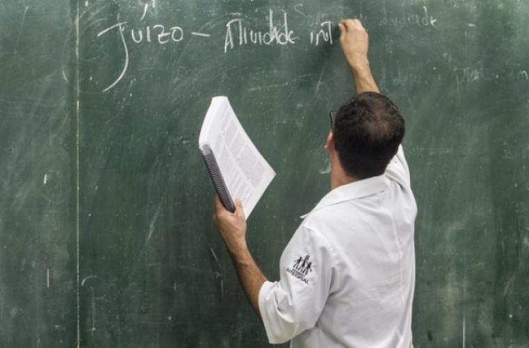 Os professores são de Aliança