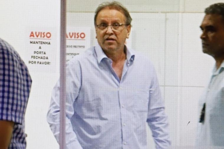 Marcelo Miranda está preso desde o dia 26 de setembro