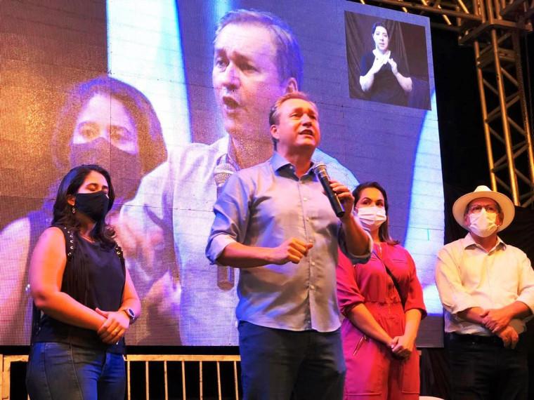 Alan Barbiero, ex-reitor da UFT, foi confirmado como candidato a prefeito de Palmas