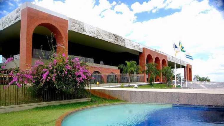 Palácio Araguaia, sede do Governo