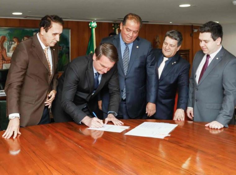Bancada do Tocantins tem R$ 122,7 milhões empenhados