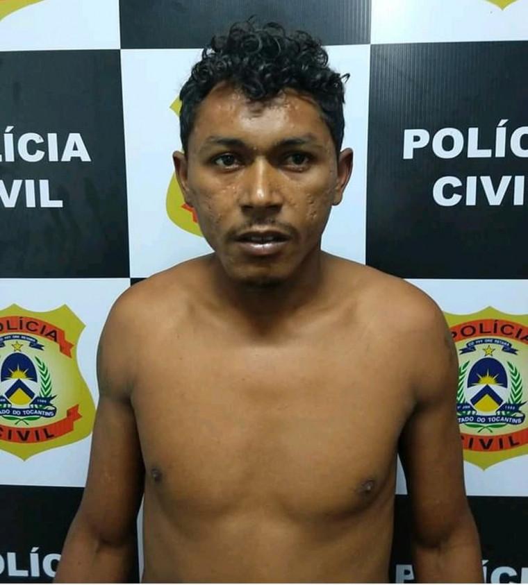 Wallacy foi preso e confessou o crime a Polícia