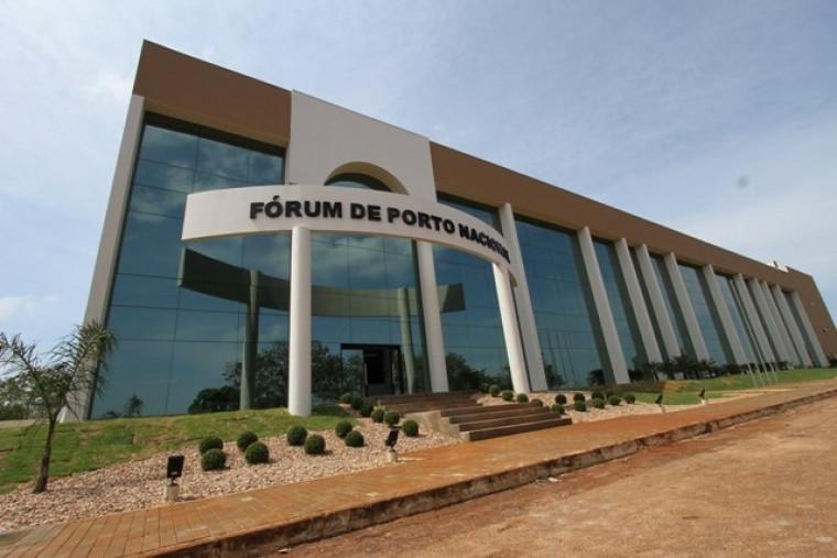 Juiz atua no Fórum de Porto Nacional (TO)