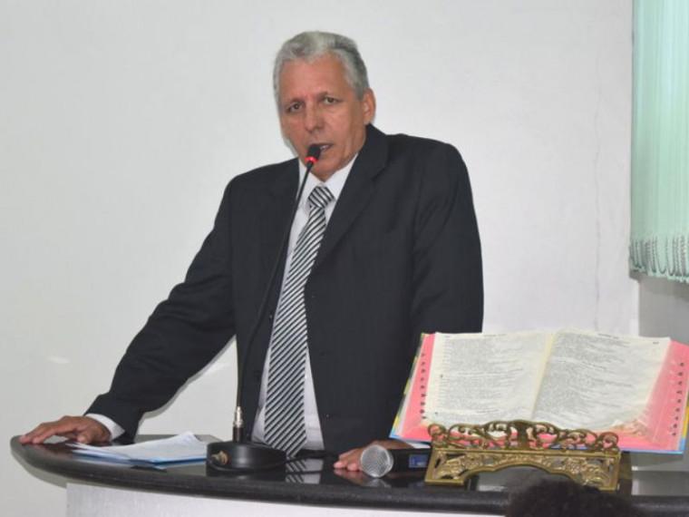 Ex-vereador Aderson Marinho Neto, de 58 anos