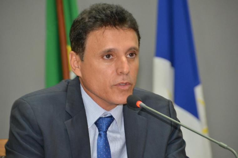 Deputado estadual Nilton Franco (MDB)