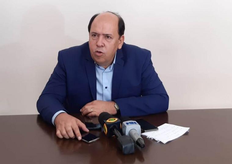 Gipão é vereador de Araguaína pelo 5º mandato consecutivo