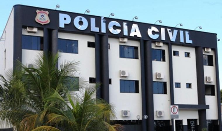 O idoso foi preso em Palmas