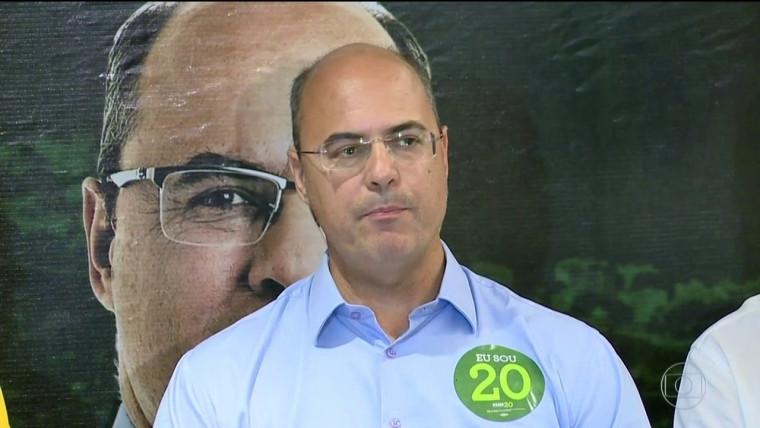 Governo do Rio de Janeiro é filiado ao PSC 20