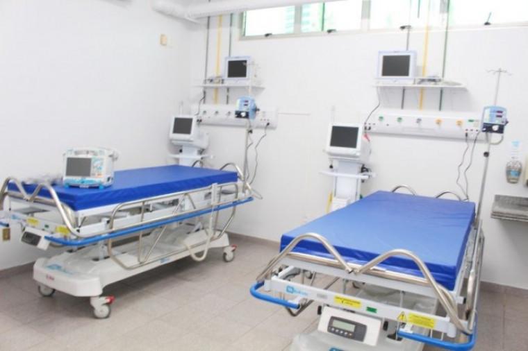 UTI's no Hospital Dom Orione, em Araguaína
