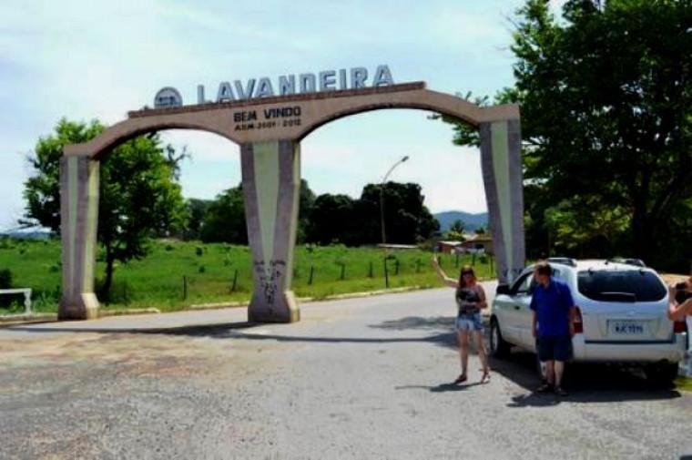 Lavandeira Tocantins fonte: s.afnoticias.com.br