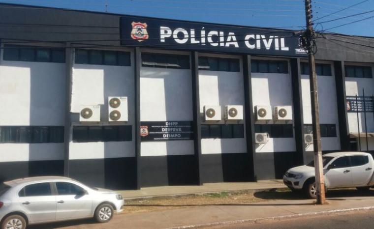 Complexo de delegacias da Polícia Civil em Araguaína