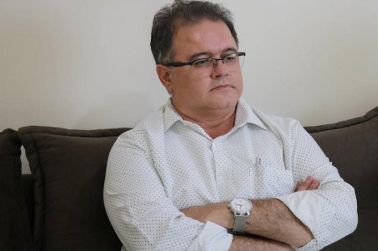 Prefeito de Colinas, Adriano Rabelo (PRB) / Foto: Eduardo Gomes/Diário Tocantinense