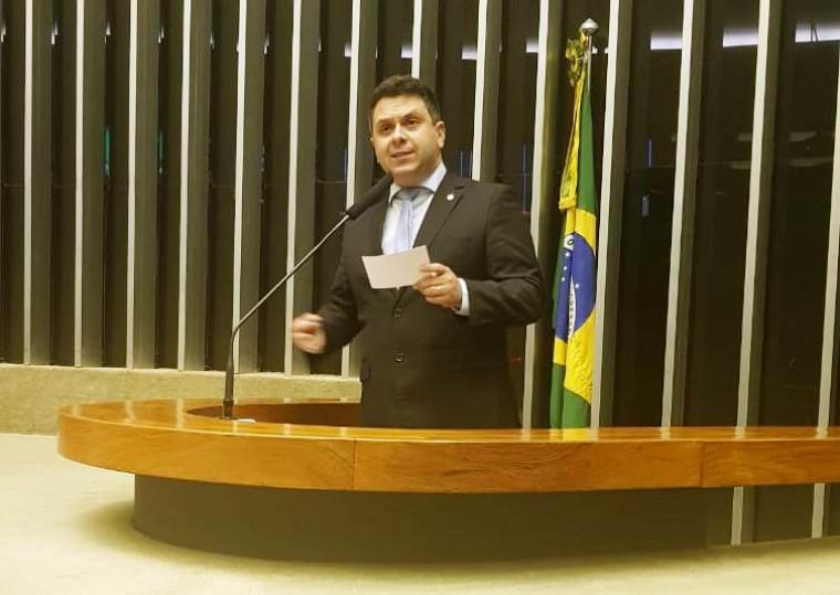 Dados foram apresentados pelo deputado Tiago Dimas (SD)