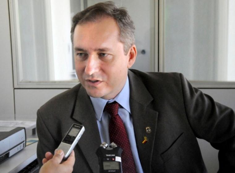 Alan Barbiero já foi reitor da UFT e deputado estadual
