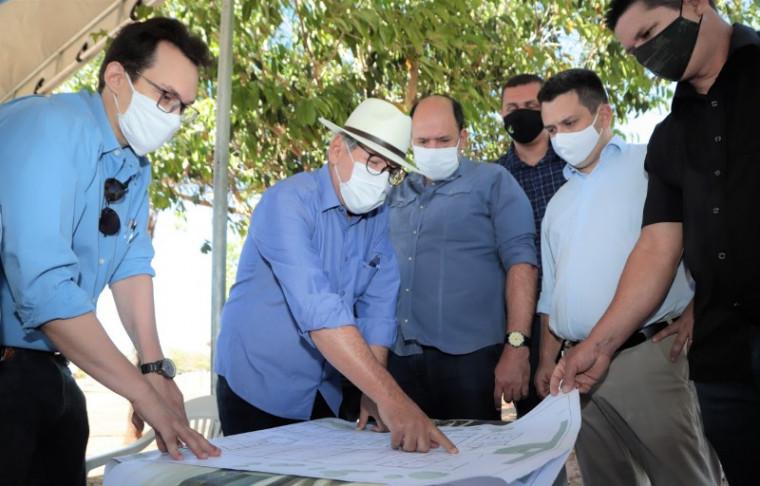 Novo hospital ficará no Jardim das Flores