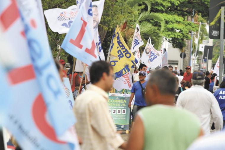 Com o cálculo, um vereador da capital poderá gastar mais que um candidato a prefeito de Araguaína