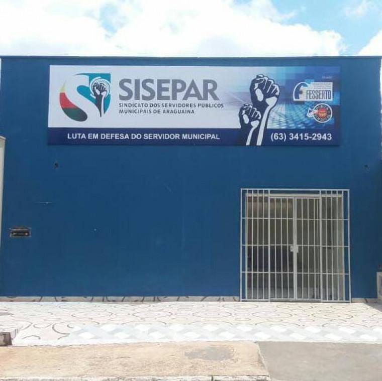 Sede do Sindicato em Araguaína