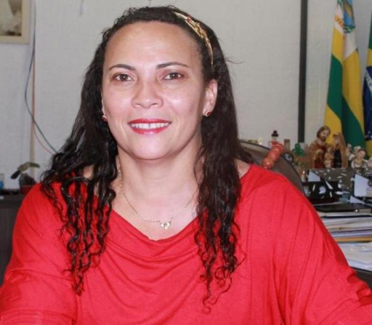 Neila Pereira dos Santos, ex-prefeita de Peixe (TO)