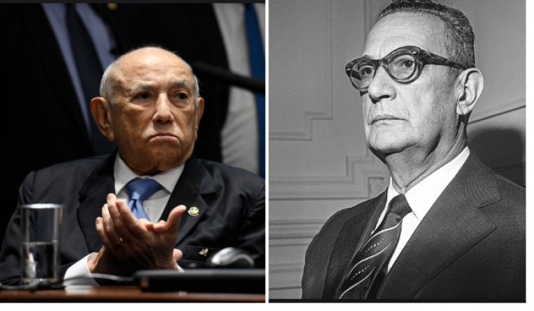Siqueira Campos pediu que ninguém siga os rumos de Filinto Müller