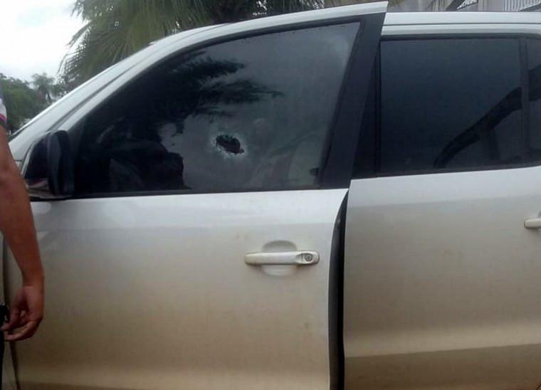 O crime aconteceu em uma das regiões mais movimentadas da capital e nenhum suspeito foi identificado