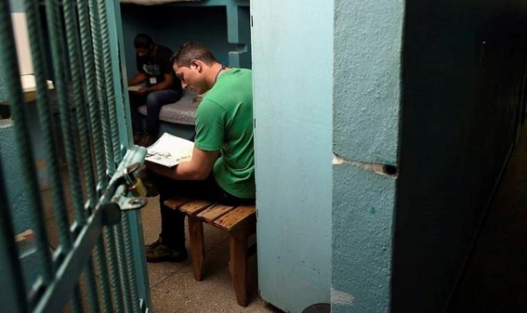 Leitura na prisão