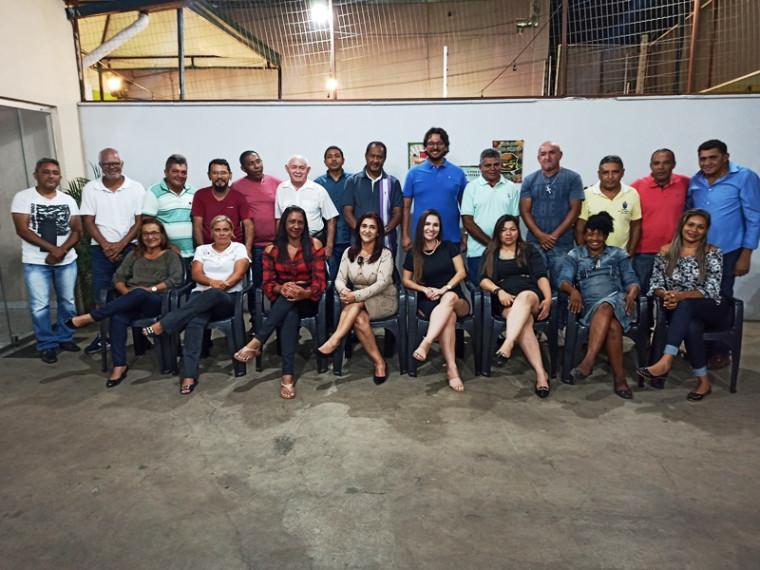 Reunião do Cidadania para avaliar o resultado das eleições