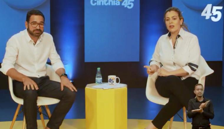 Nome do empresário foi anunciado por Cinthia Ribeiro