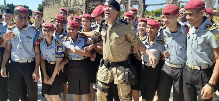 Major De Sousa foi substituído na direção do Colégio Militar de Araguaína