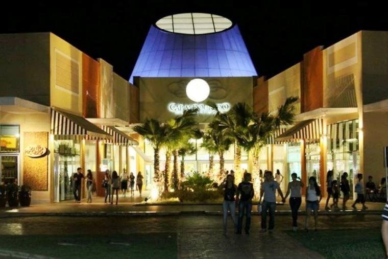 Shopping Capim Dourado